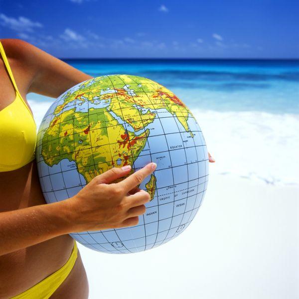 Сейшельские острова S79AC Туристические достопримечательности Где находятся Сейшеллы