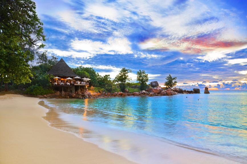Seychelles S79CO Tourist attractions