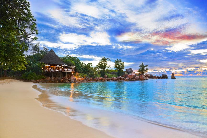 Сейшельские острова S79CO Туристичекие достопримечательности