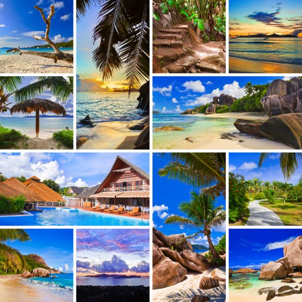 Сейшельские острова S79EME Туристические достопримечательности