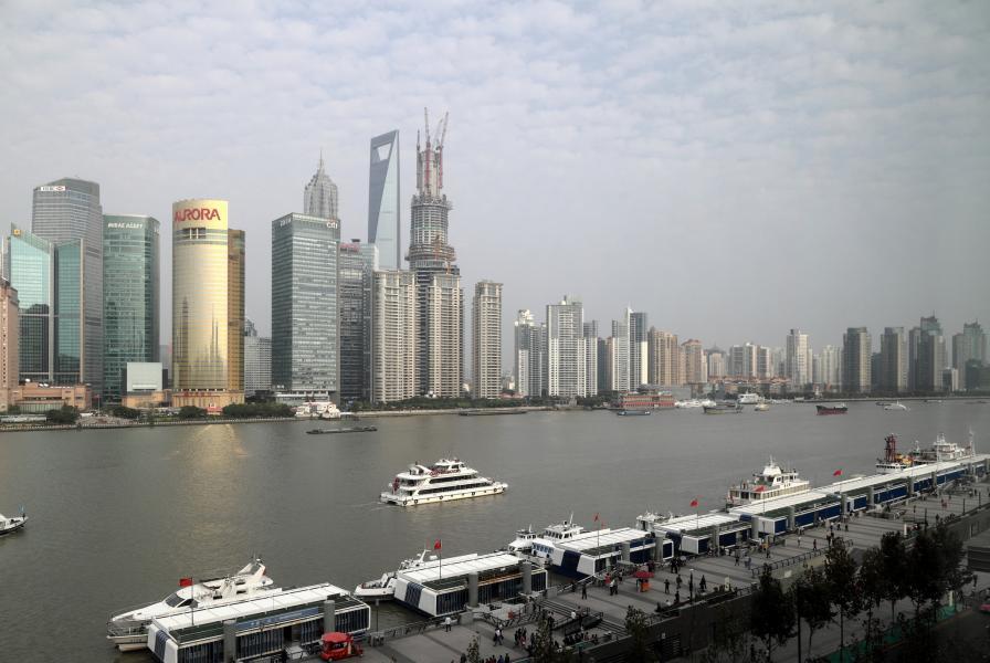 Шанхай B4/DF8DX
