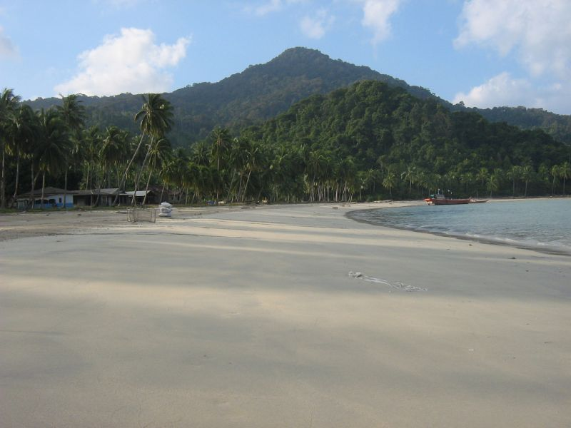 Siantan Island Anambas Islands YB8RW/5 Tourist attractions spot