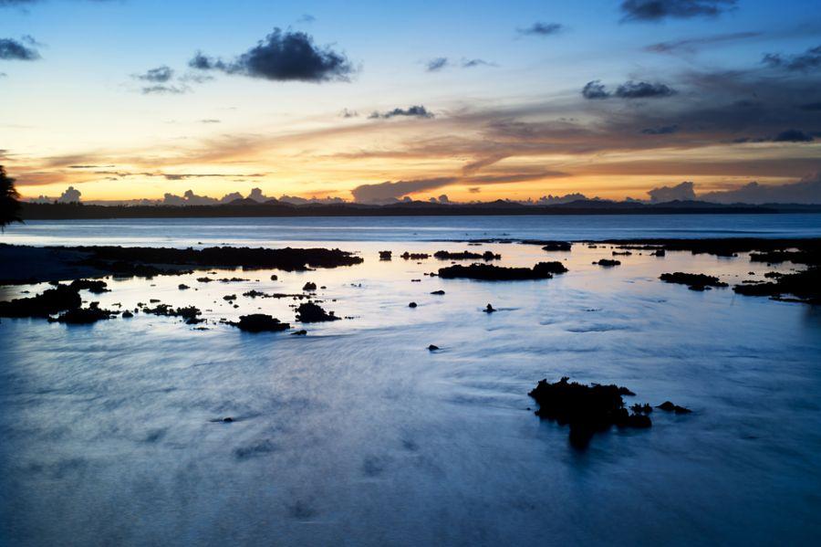 Siargao Island DU9/RC5A DU9/RM0F DX News Beautiful sunset at Cloud 9, Siargao island