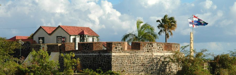 Sint Eustatius Island PJ5A Tourist attractions