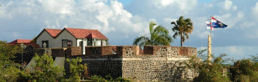 Остров Синт Эстатиус PJ5A Туристические достопримечательности
