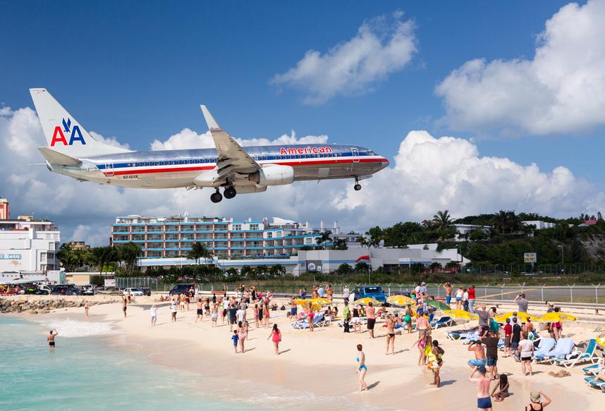 Sint Maarten Island PJ7/KJ8KJ Tourist attractions