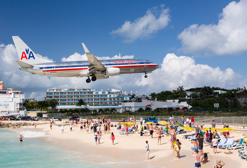 Sint Maarten Island PJ7/WJ2O Tourist attractions
