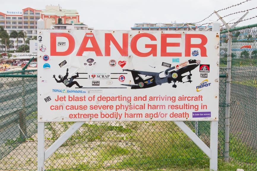Sint Maarten PJ7C Tourist attractions