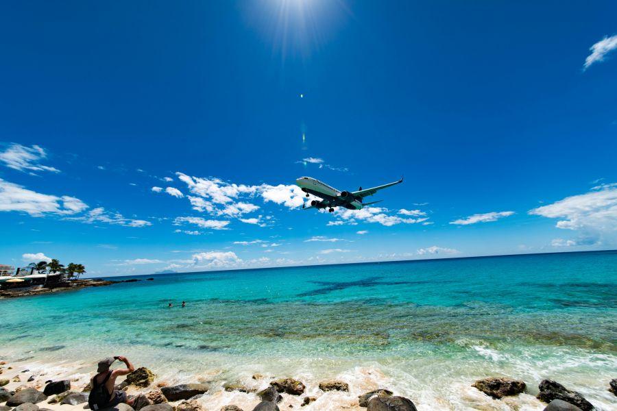 Sint Maarten Island PJ7ELY PJ7K Tourist attractions spot