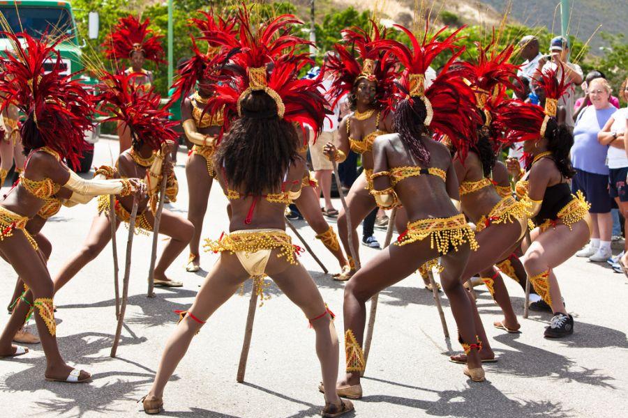 Sint Maarten Island PJ7ELY PJ7K Carnival.