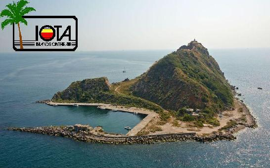 Sivriada Island TC0TC