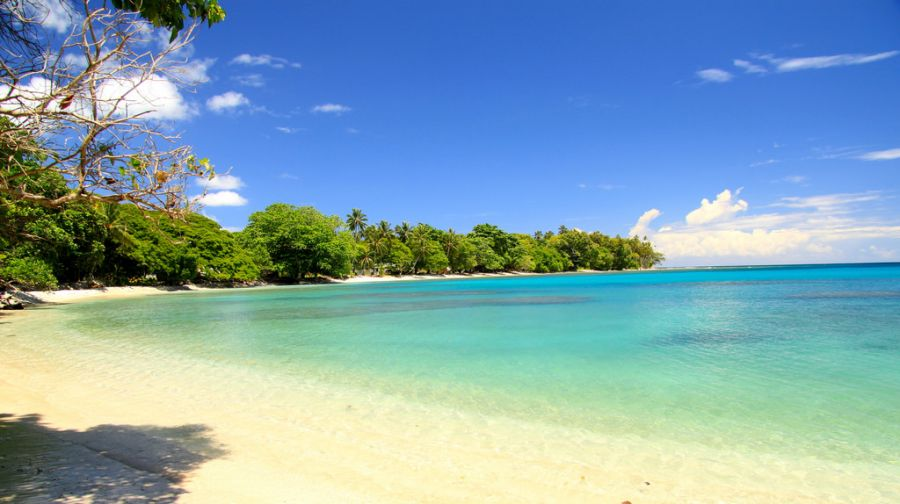 Solomon Islands H44LG Visale Beach, Guadalcanal.