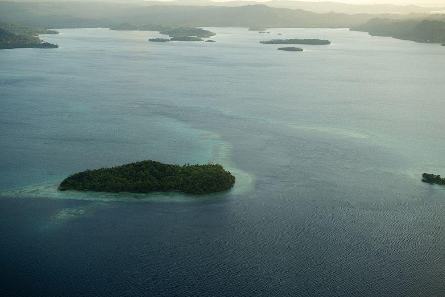 Solomon Islands H44MS Tourist attractions