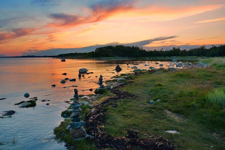 Соловетские острова RU5A/1 RZ3DJ/1 Туристические достопримечательности
