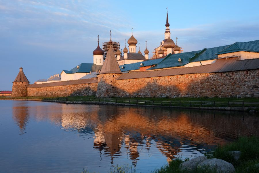 Solovetsky Islands RU5A/1 RZ3DJ/1