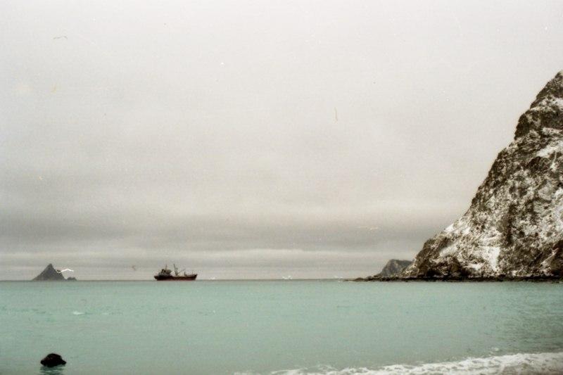 База Оркадас Остров Лори Южно Оркнейские острова. LU1ZA DX Новости.
