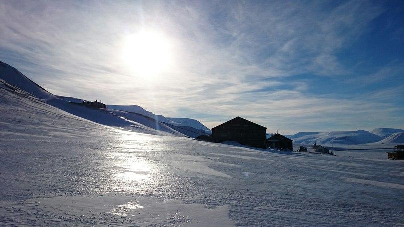 Spitsbergen JW/UA3IPL Attractions