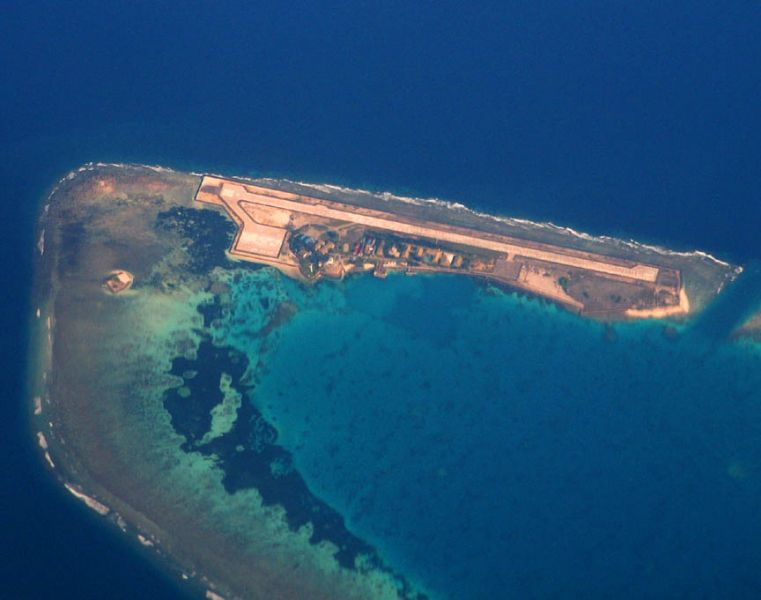Layang Layang Island Swallow Reef Spratly Islands 9M0S Tourist attractions spot
