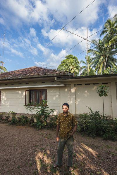 Sri Lanka 4S7AB 3