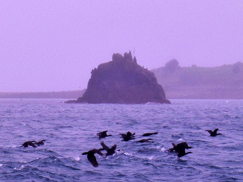 Остров Сент Агнес Острова Силли MK1K MK1KTA Туристические достопримечательности