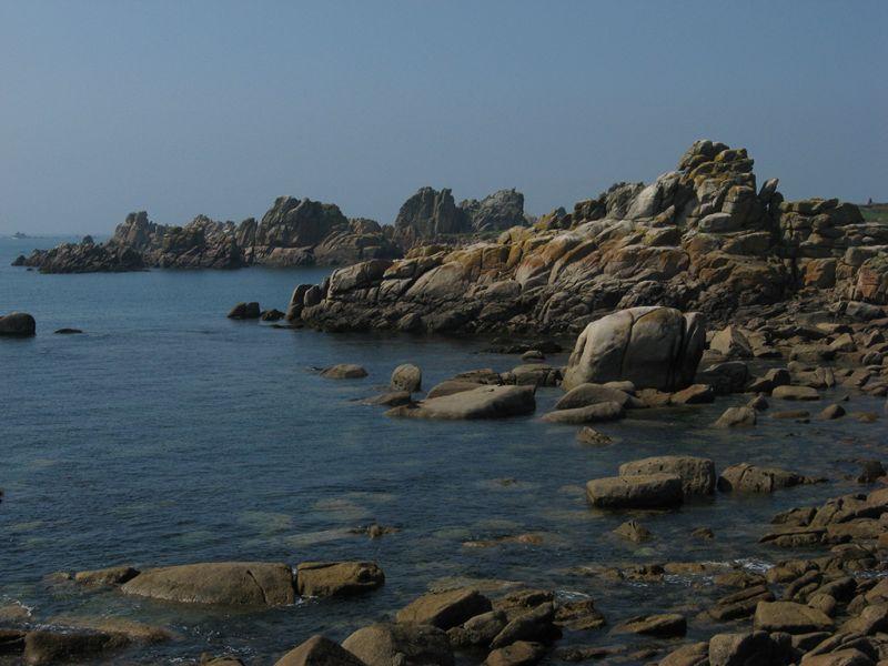 St Agnes Island Isles of Scilly MK1K MK1KTA