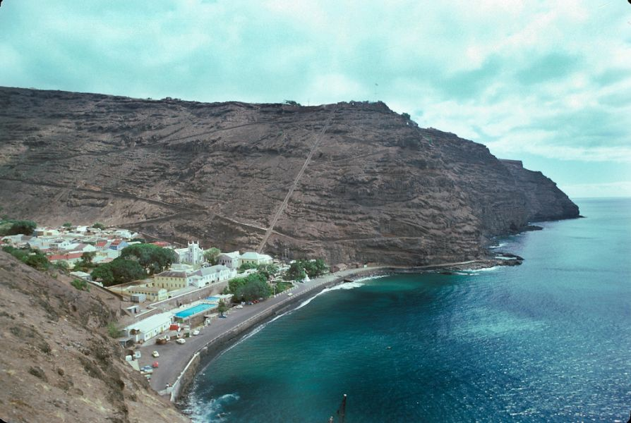Saint Helena Island ZD7VDE DX News Jamestown.