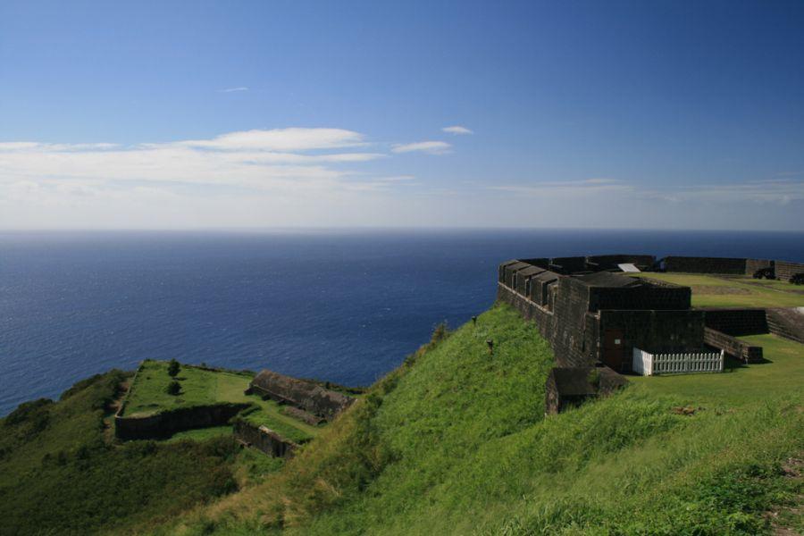 Остров Сент Китс и Невис V4/W6HGF V4/KK4PHP Туристические достопримечательности