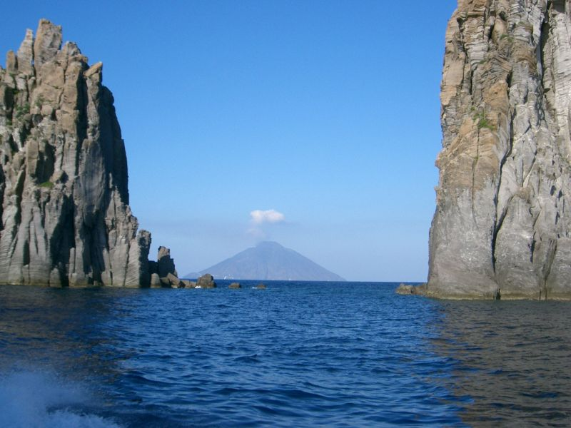 Stromboli Island II9ST Tourist attractions spot