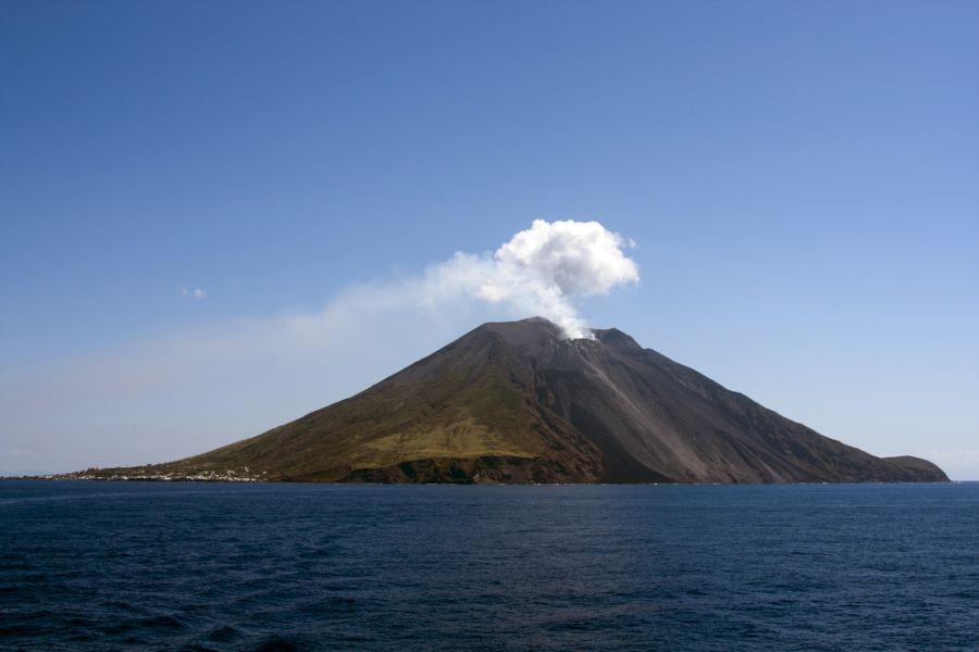 Остров Стромболи II9ST