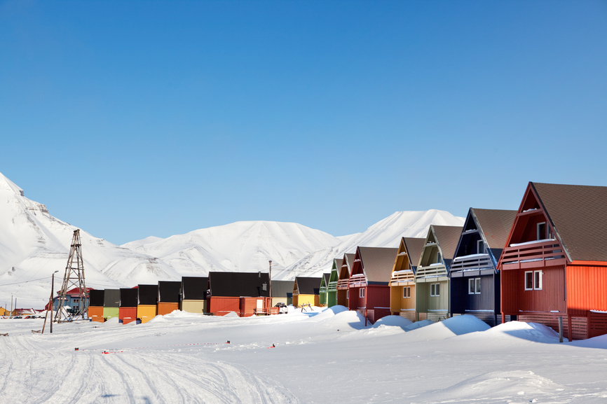 Svalbard JW2OTA DX News