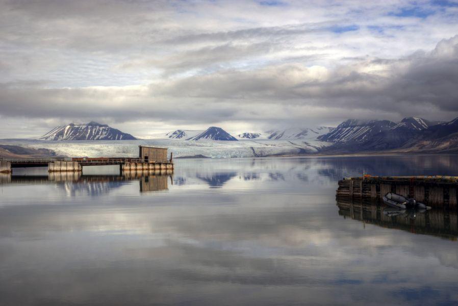 Svalbard Island JW/LA8EKA Summer.