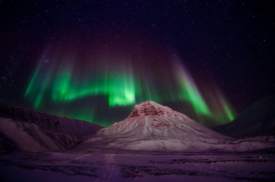 Svalbard JW/M0MIE Sarkofagen.