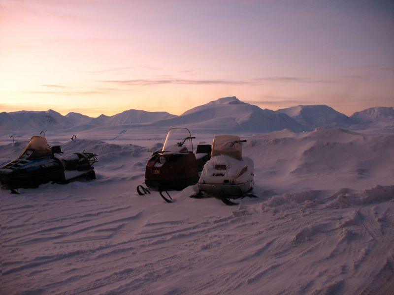 Svalbard Archipelago JW/JJ8DEN