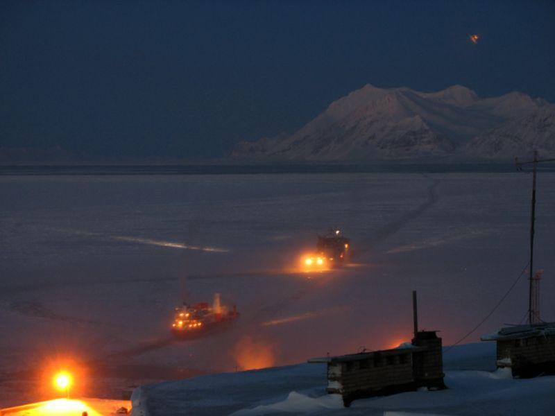 Svalbard Archipelago JW/JJ8DEN DX News