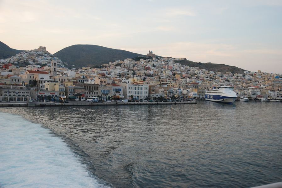 Syros Island SV8/SV1EJD DX News