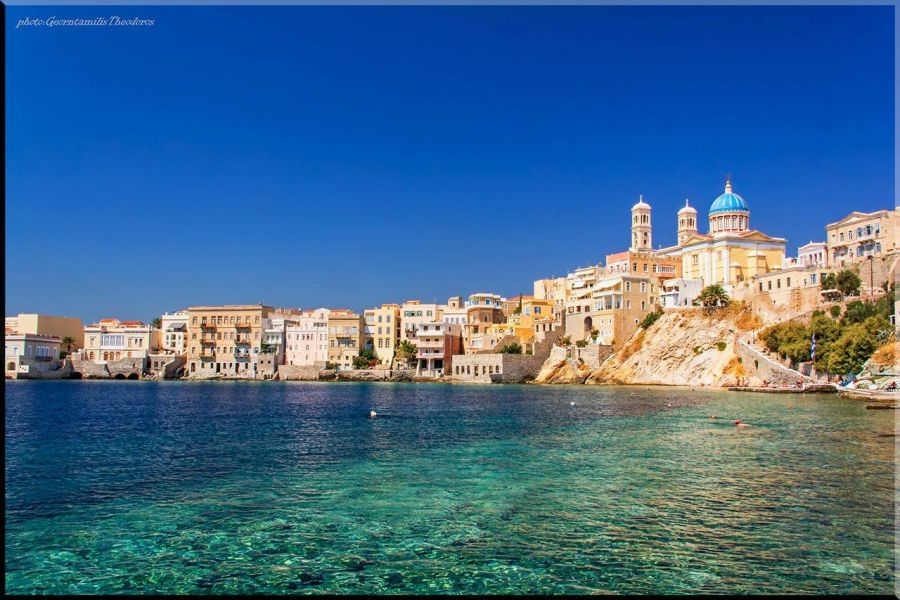 Syros Island SV8/SV1EJD Picture