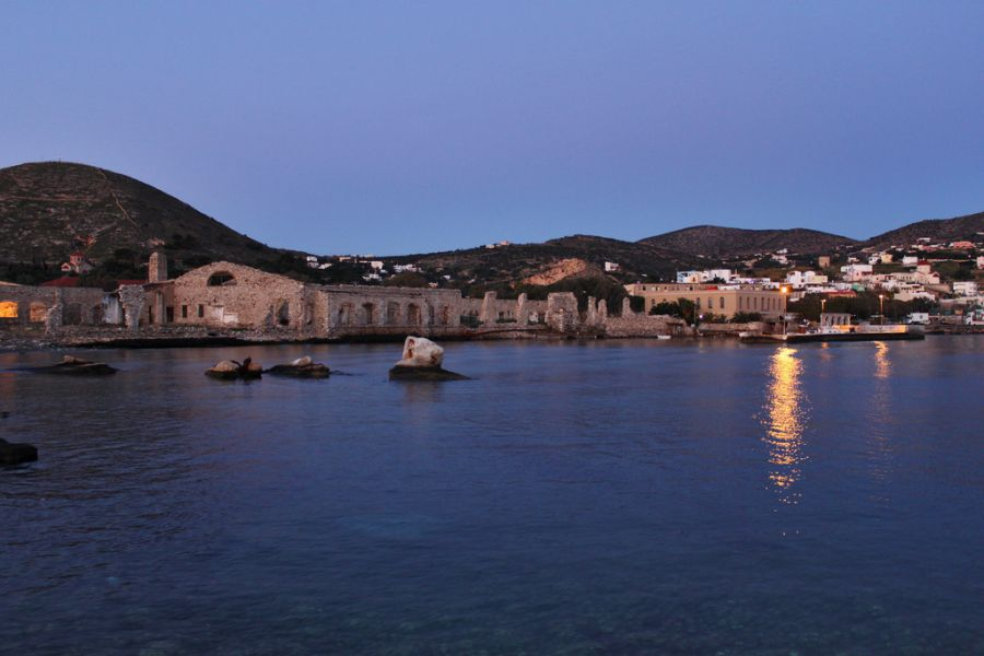 Syros Island SV8/SV1EJD Tourist attractions spot