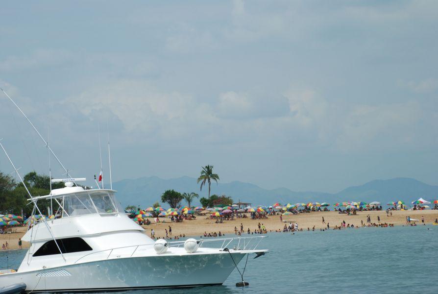 Taboga Island H91T Tourist attractions