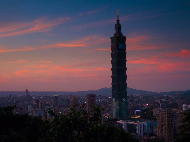 Taiwan BW/JL3RDC DX News