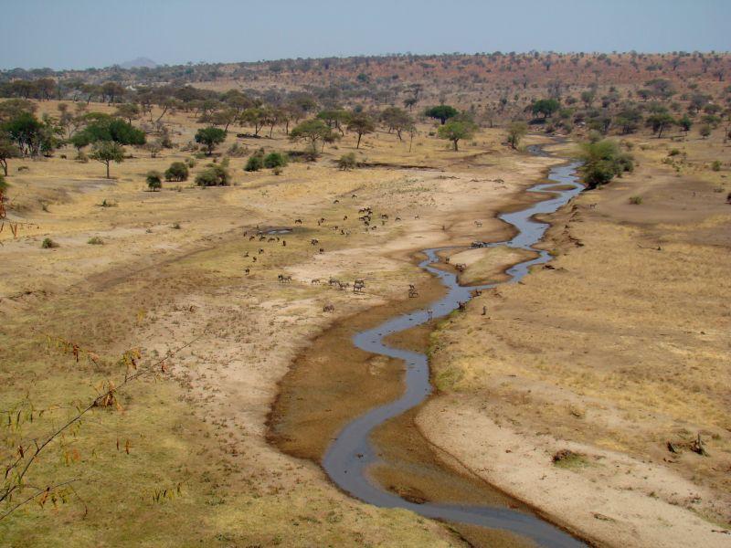 Танзания 5H9AC Туристические достопримечательности