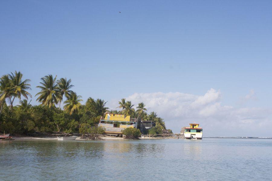 Остров Тарава Острова Гилберта