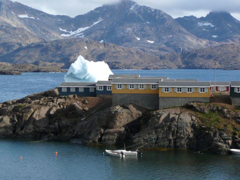 Tasiilaq Ammassalik Island OX/DL7DF OX/DJ6TF OX/DK1BT OX/DL7UFR Greenland DX News