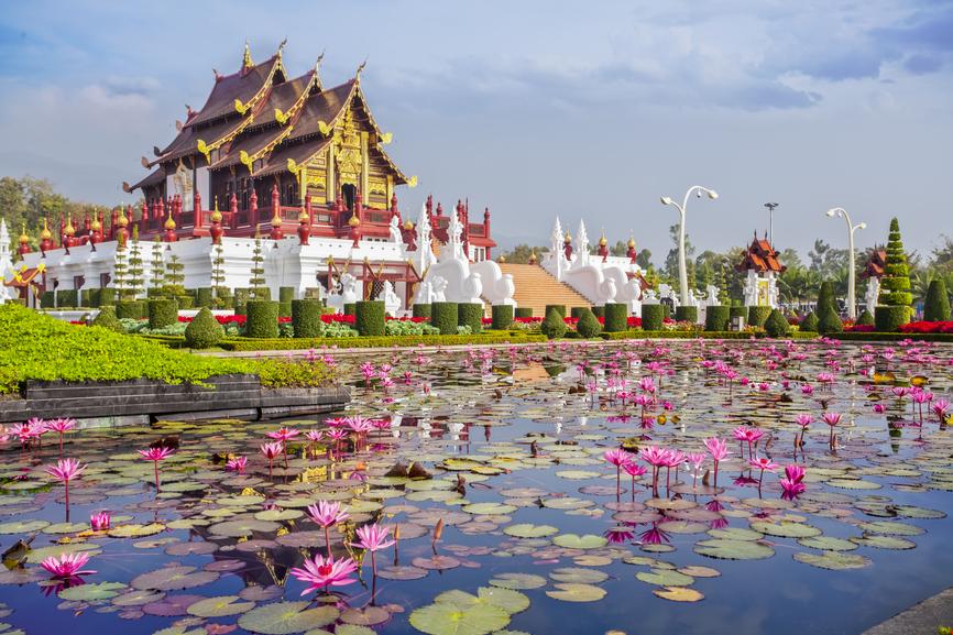 Таиланд E2X DX Новости