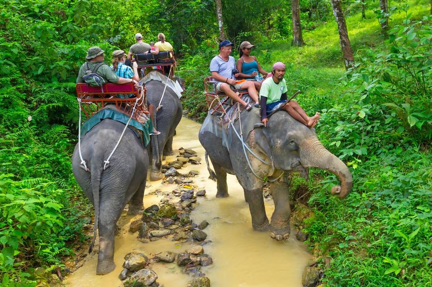 Thailand E2X Tourist attractions