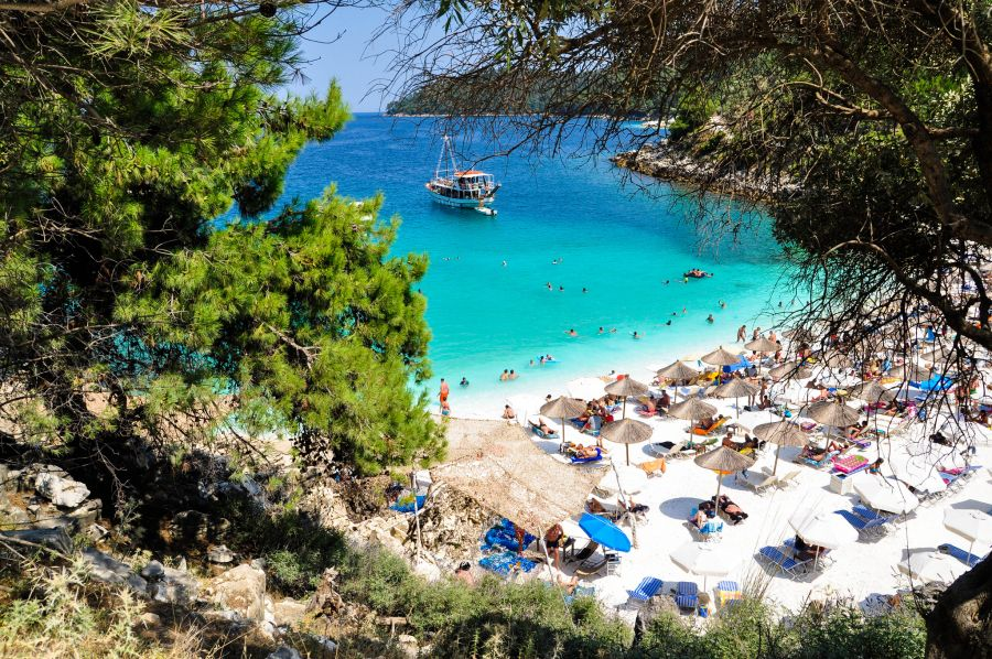 Thassos Island SV8/HG0R Tourist attractions spot