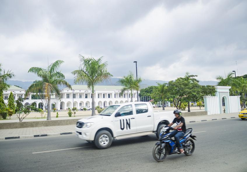 Timor Leste 4W/G3ZEM DX News