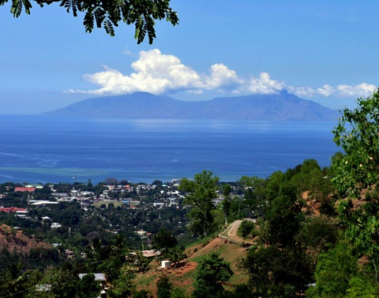 Timor Leste 4W6LU Tourist Attractions