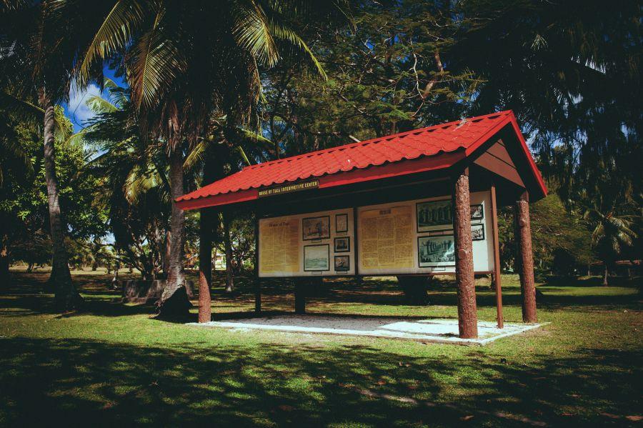 Tinian Island N0J DX News