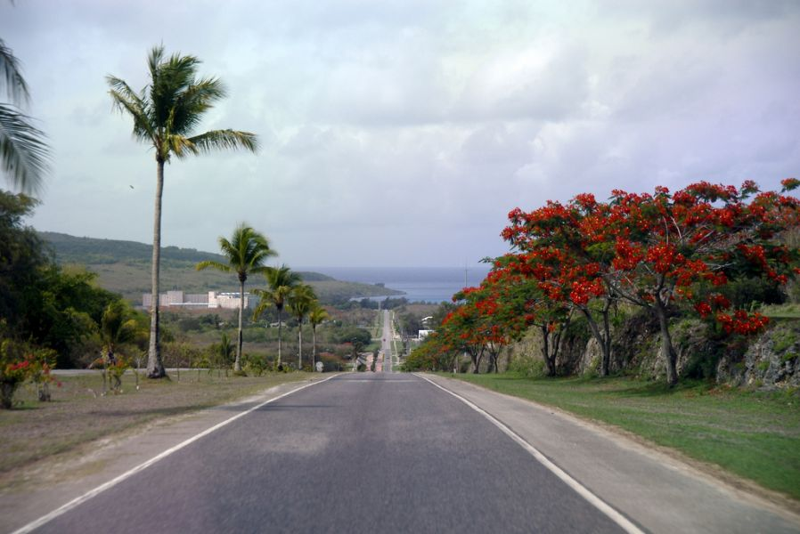 Tinian Island NH0J Tourist attractions