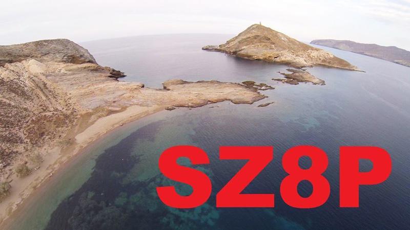 Tinos Island Cyclades Kyklades Archipelago SZ8P DX News